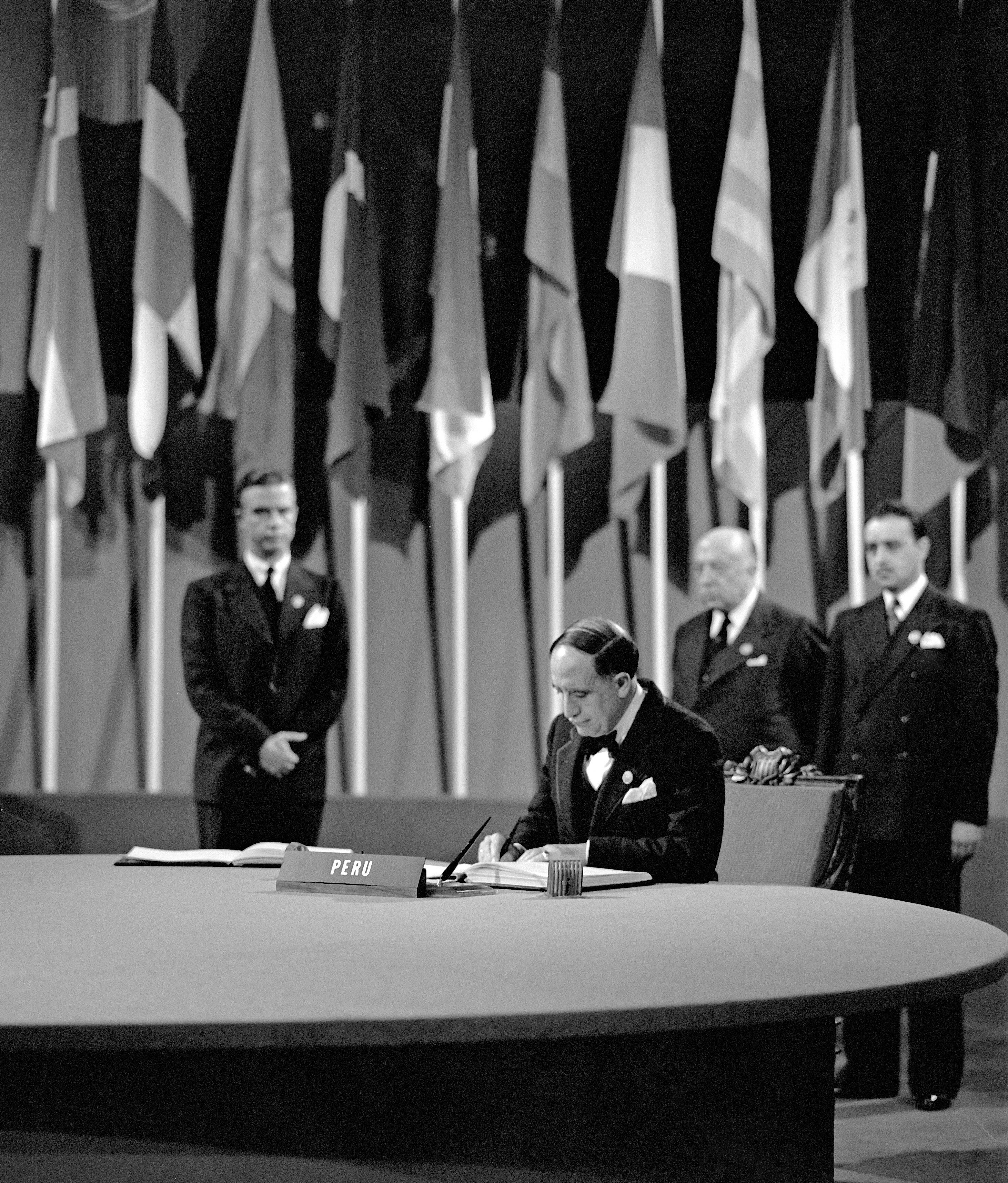 75 años de una carta que cambió al mundo