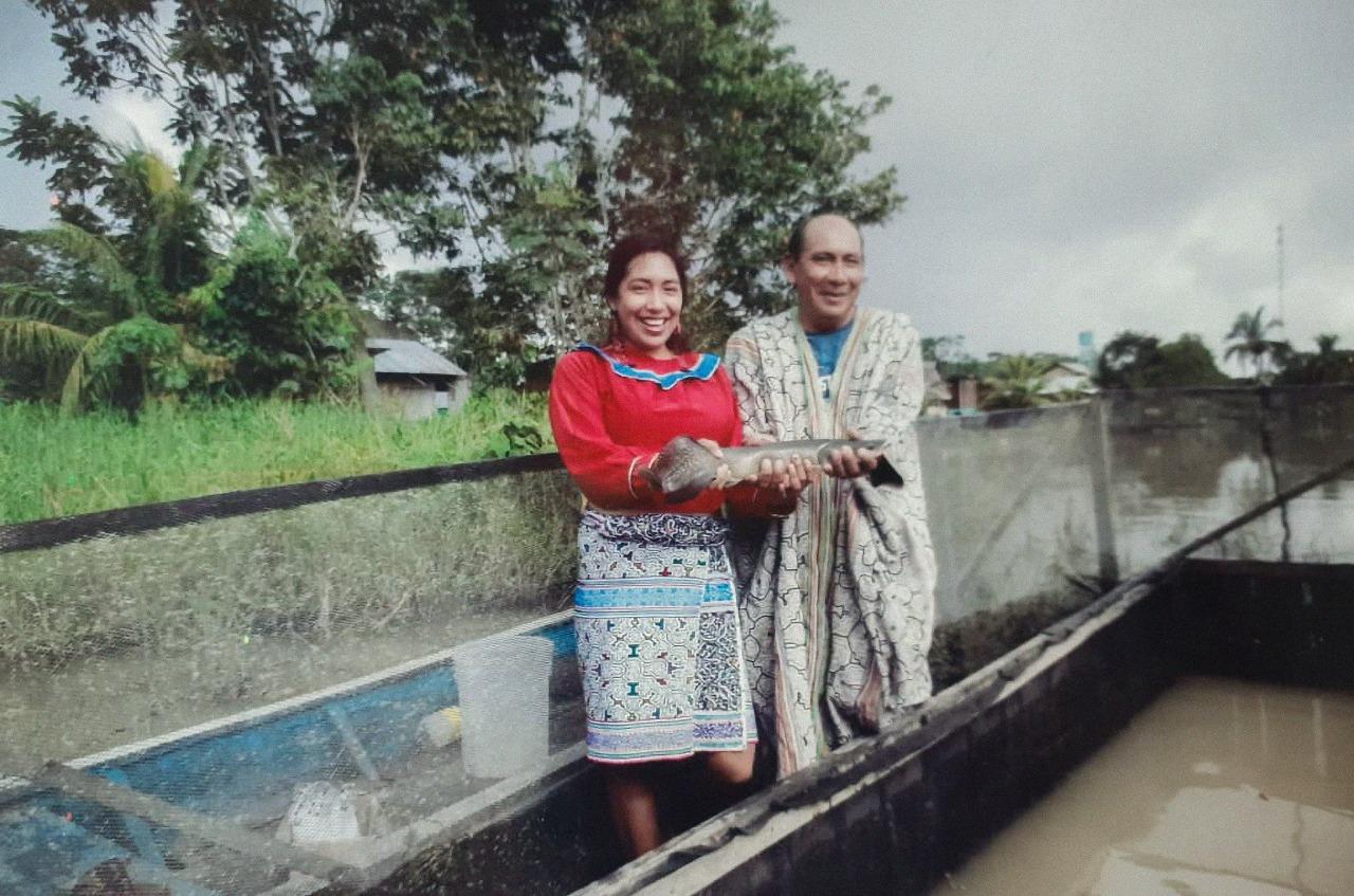 Una historia, varios amores: luchando por la seguridad alimentaria en la Amazonía del Perú