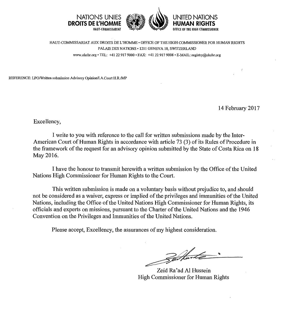¿Qué dice la ONU sobre la identidad de género?